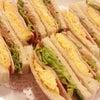…丸の内サンドイッチランチはまのやパーラー…☆。.:*・゜の画像