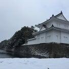 二条城雪景色の記事より