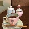 ろじうさぎのカフェメニュー しょうが紅茶の画像