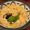 …スパゲッティ食堂ドナ贅沢フェスタスープスパゲッティ…☆。.:*・゜の画像