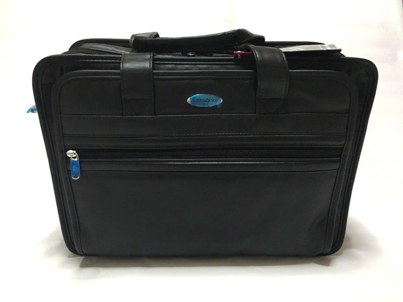 サムソナイト レザービジネスバッグ