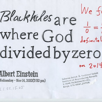 These were Albert Einstein's 5 favouriteの記事に添付されている画像