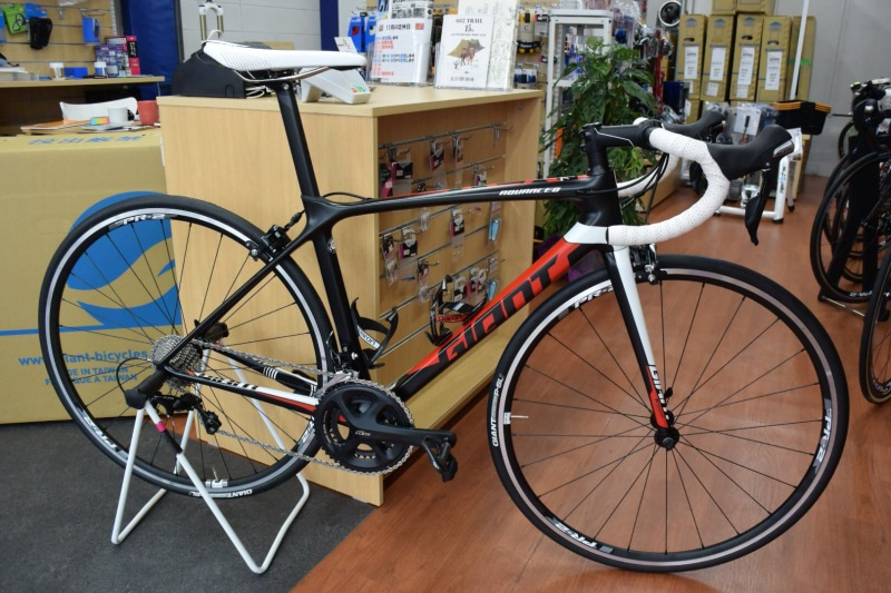 2016 GIANT TCR ADVANCED 2