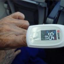 機内においてのバイタ…