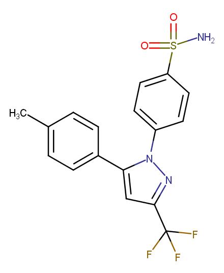 セレコキシブ | 創薬メモ