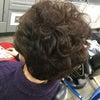 毛髪ダメージが殆ど無い アロマカラーの画像