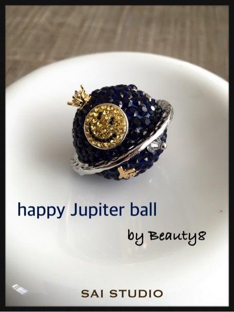 happy Jupiter ball