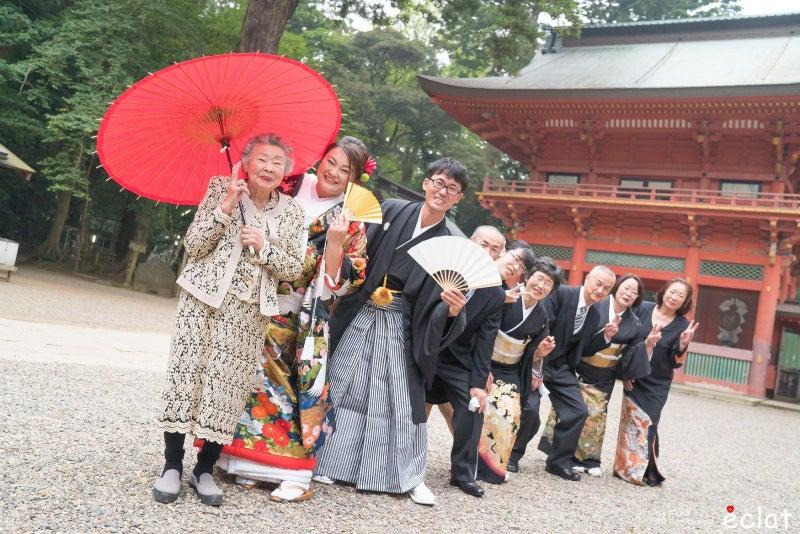 鹿島神宮 神社挙式