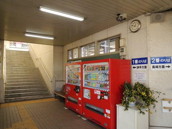 g01274/長崎本線・西諫早駅