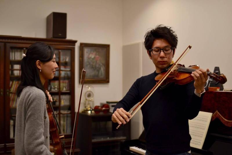 バイオリンの体験レッスン受けてみませんか? | バイオリンを ...