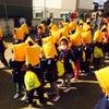 津波の避難訓練。の画像