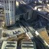 二子玉川駅の視察の画像