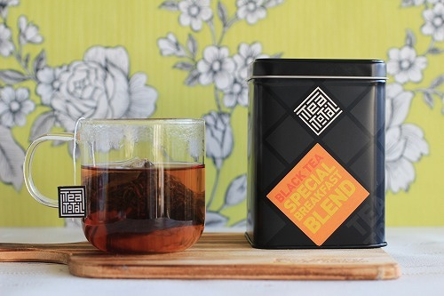 tea total 紅茶