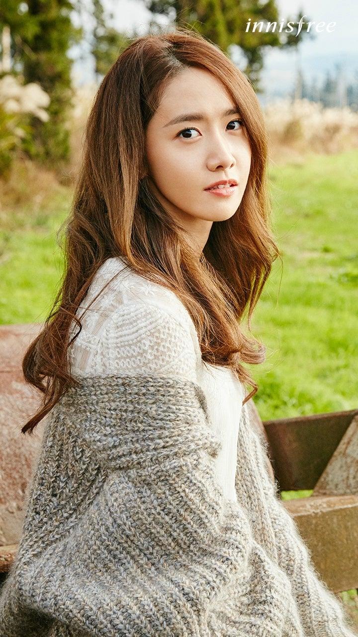 160129 少女時代 ユナ Innisfree 中国 高画質画像 Weibo K