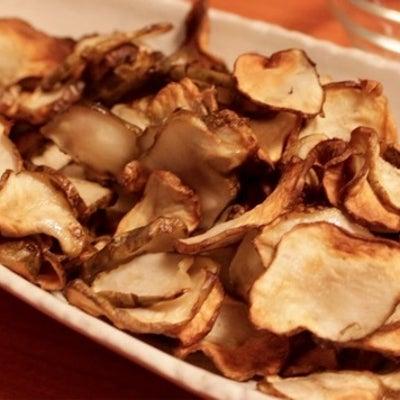 天然のインシュリン、菊芋の素揚げ。の記事に添付されている画像