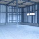 第二倉庫完成資材納入日の記事より