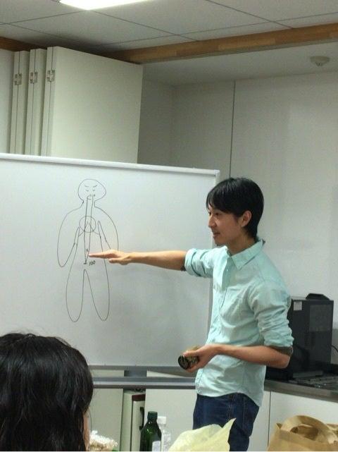 深澤大輝先生