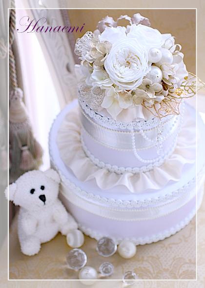 ダイパーケーキ,おむつケーキ
