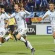 サッカーU23アジア…