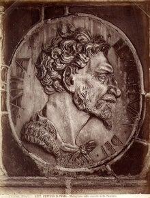 匈奴アッティラ王の肖像
