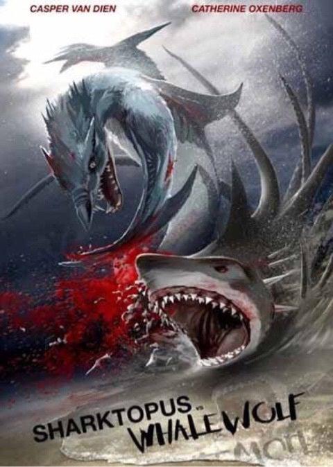 シャーク トパス vs 狼 鯨