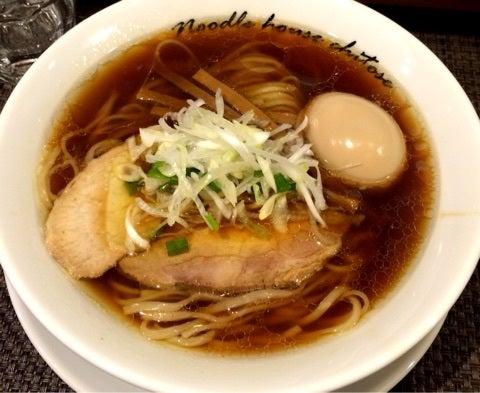『新宿区市谷台町 麺庵 ちとせ』