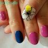 あるネイリストのつぶやき & my new nails vol.57の画像