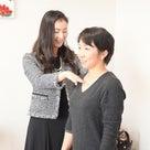 【骨格診断ペアレッスン ご感想】木内史子さま とにかく楽しかったです♡の記事より