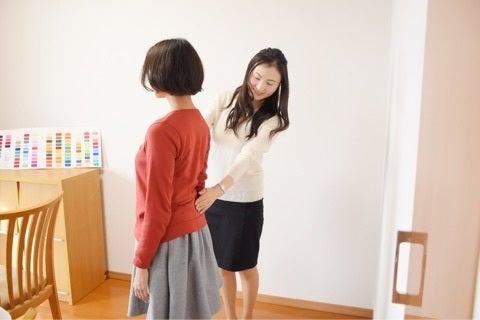 【スタイルアップ】背が高くすらっと見せる方法 その2 パンツスタイル♡の記事より