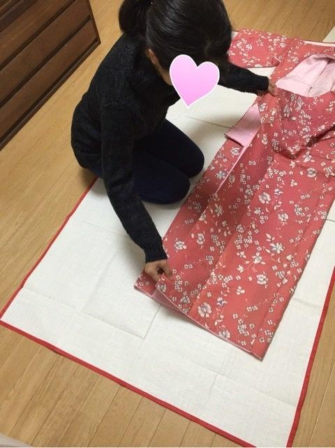 【受付中】キモノ初めてさんの着付けレッスン「初級コース」!の記事より