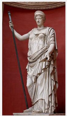 豊穣の女神「デーメーテール」と...