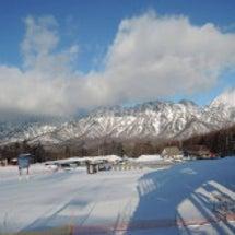 今日の戸隠スキー場
