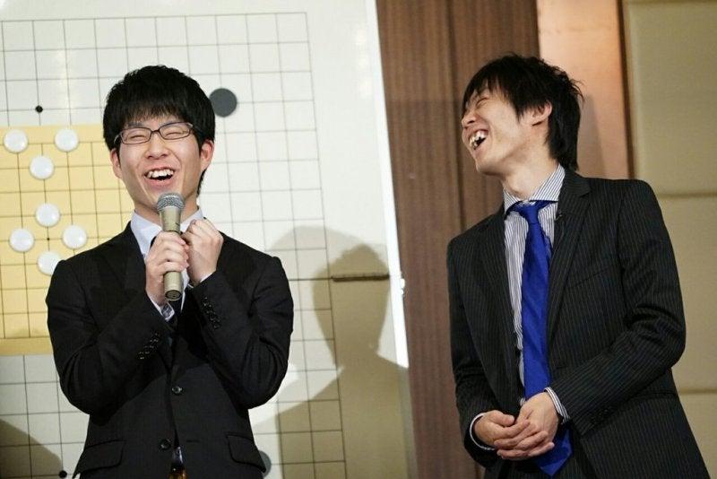 伊田篤史十段 VS 囲碁プログラム...