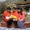【ブータン王国】ワンチュク国王&ジェツン・ペマ 王妃 王子を公開(顔は見えないです)の画像