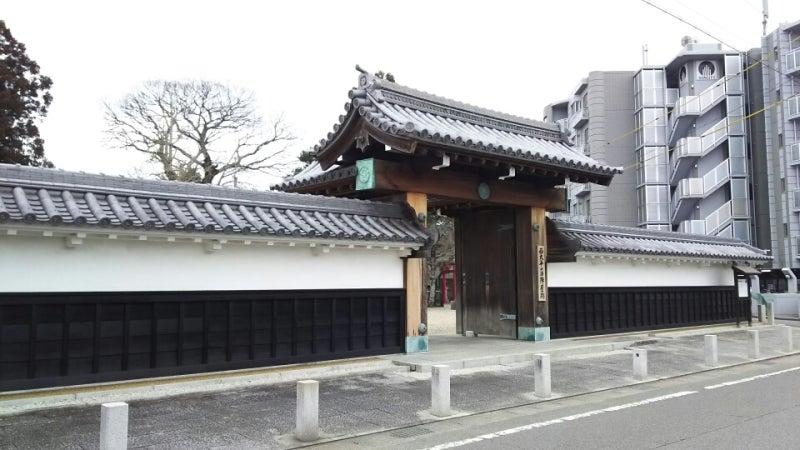 西大平陣屋【三河】大岡越前守旧...
