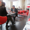 【パリ】OPERAガルニエのレストランの画像