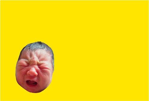 子供の写真でつくる時計