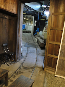 横丁鉄道・岩村