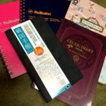 仕事に使う手帳、特殊…