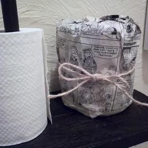 トイレの模様替えの画像