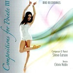Compositions for Pointe III レッスンCD