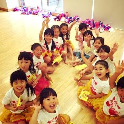 キッズチアダンス蒲田校オープン!の記事に添付されている画像