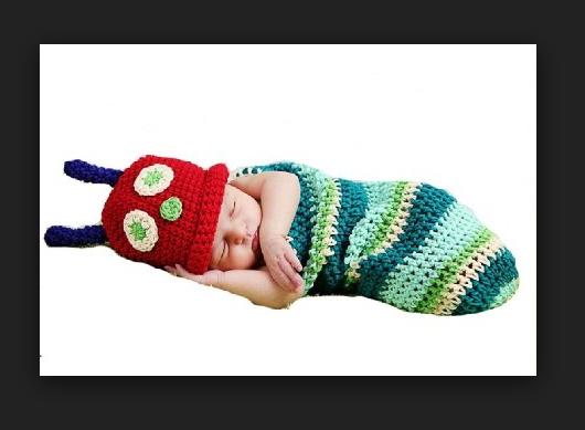 4173dadfda1b83 赤ちゃん可愛いおくるみ♪可愛い着ぐるみ♪① | もぐ子のクスッと虹色毎日♪