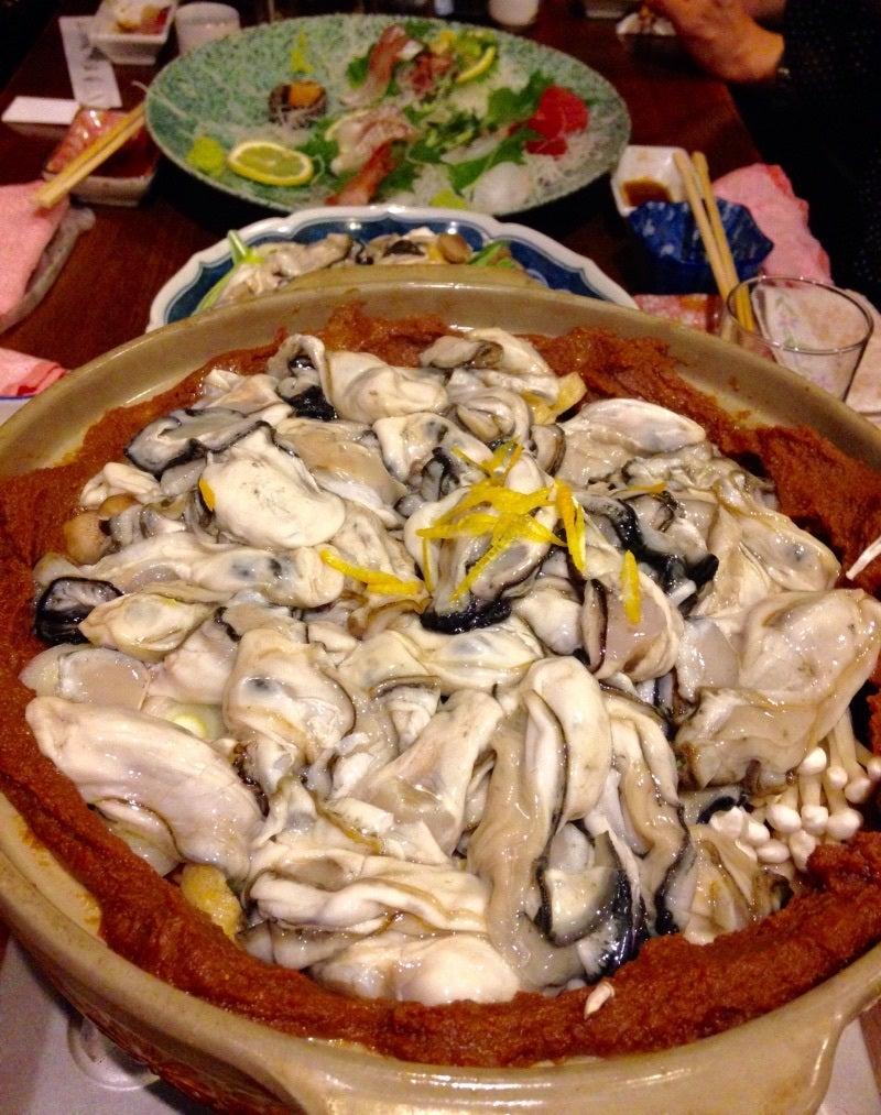の 土手 鍋 牡蠣