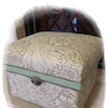 ヴォーグインテリア茶箱・ウイリアムモリスの生地での画像