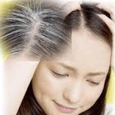 東京の白髪染め専門店の記事に添付されている画像