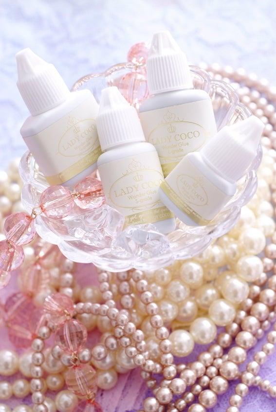 LADYCOCO Wonder Glue mini トライアルセット,マツエク,プロ向け商材,まつげエクステ,マツ育,まついく,可愛い,サロン,レディココ