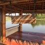 タイの釣り堀でバラマ…