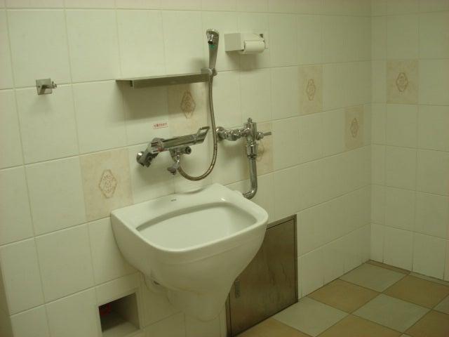 PAトイレ