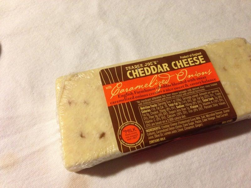 Trader joe's 人気チーズ